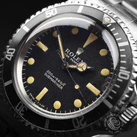 RO21182S Rolex Vintage Submariner Close2