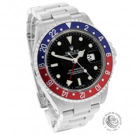 RO21780S Rolex GMT-Master II Dial