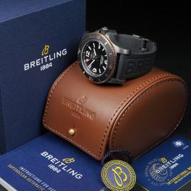 BR22775S Breitling Superocean 46 Blacksteel Box