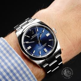 RO22036S Rolex Oyster Perpetual 36 Wrist