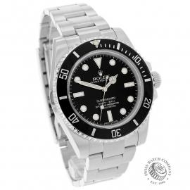 RO21834S Rolex Submariner Non Date Ceramic Dial