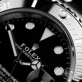 RO22277S Rolex Submariner Date Ceramic 41mm Unworn Close3