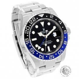 RO20984S Rolex GMT Master II - Unworn Dial 1
