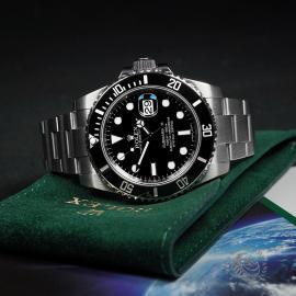 RO22466S Rolex Submariner Date Close 8