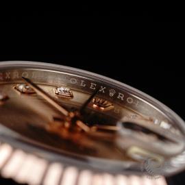 RO22235S Rolex Ladies Datejust Close6
