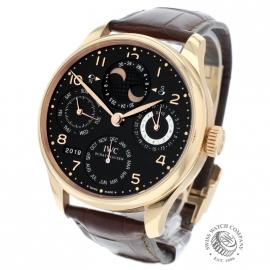 IWC Portuguese Perpetual Calendar Hemisphere Moonphase 18ct