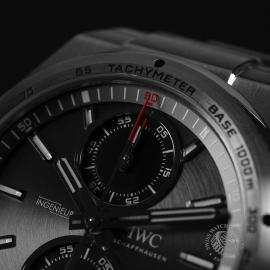 18669S IWC Ingenieur Chronograph Racer Close3