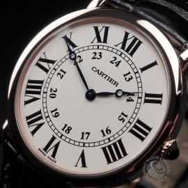 CA22220S Cartier Ronde Louis Close  2
