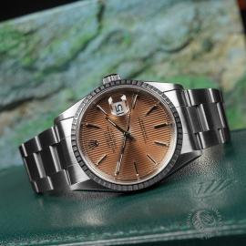 RO22684S Rolex Datejust 36 Close10