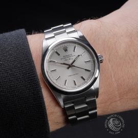 RO1880P Rolex Air King 14000 Wrist