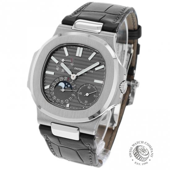 Patek Philippe Nautilus 18ct White Gold Unworn