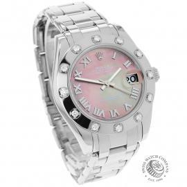 RO22303S Rolex Ladies Pearlmaster Dial