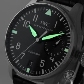21425S IWC Big Pilots Watch Close1