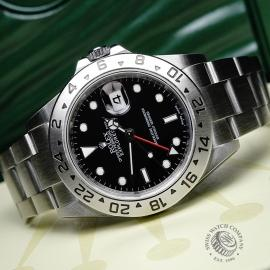 RO21714S Rolex Explorer II Close10