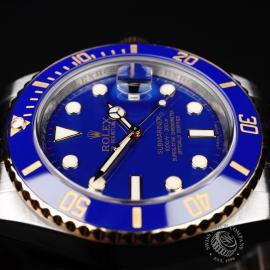 RO22037S Rolex Submariner Date Close6