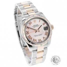 RO21702S Rolex Ladies Datejust Midsize Dial