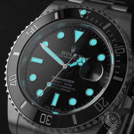 RO22277S Rolex Submariner Date Ceramic 41mm Unworn Close1