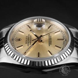 RO22666S Rolex Datejust Close6