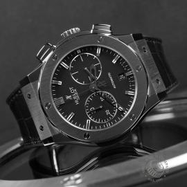 HU22600S Hublot Classic Fusion Titanium Chronograph Close1