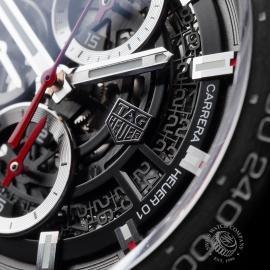 TA21410S Tag Heuer Carrera Calibre HEUER 01 Chronograph Close6