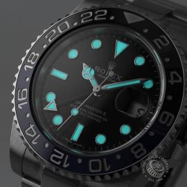 RO20984S Rolex GMT Master II - Unworn Close1