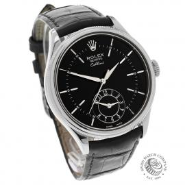 RO22753S Rolex Cellini Dual Time Dial