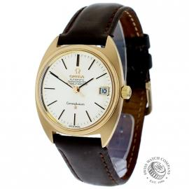 Omega Vintage Constellation Calendar 18ct