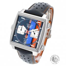 Tag Heuer Monaco Calibre 11 Gulf Limited Edition Back