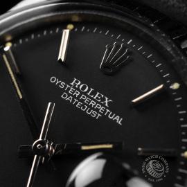 RO1917P Rolex Vintage Datejust 36 Close3