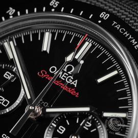 OM22518S Omega Speedmaster Dark Side of the Moon Close3 1