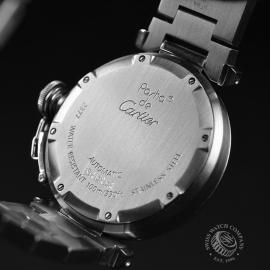 CA21322S Cartier Pasha GMT Close9