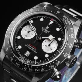 TU22343S Tudor Black Bay Chronograph Unworn Close2