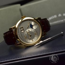 AL20144S A. Lange and Sohne Lange 1 Moonphase Close10