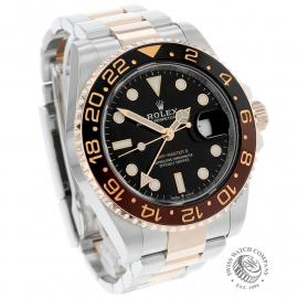 RO22018S Rolex GMT-Master II Dial