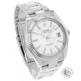RO20850S Rolex Datejust 41mm Dial 2 1
