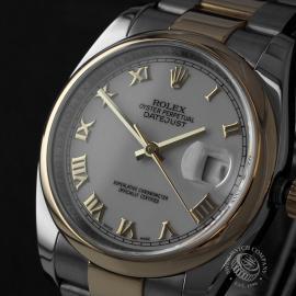 RO22492S Rolex Datejust 36 Close1