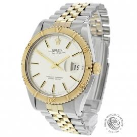 Rolex 1966 Vintage Datejust Turn O Graph