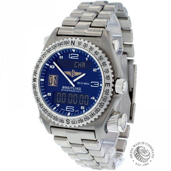 Breitling Emergency Special Edition