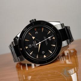 OM22237S Omega Seamaster 300 Master Co-Axial Close10