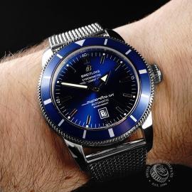 BR21831S Breitling SuperOcean Heritage 46 Wrist