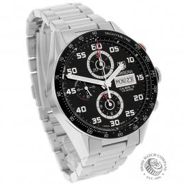 TA21988S Tag Heuer Carrera Calibre 16 Day-Date Chrono Dial