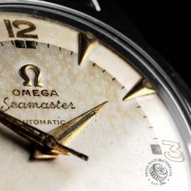 OM-734F Omega Vintage Seamaster Close 5
