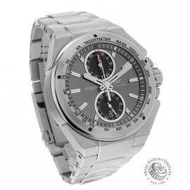18669S IWC Ingenieur Chronograph Racer Dial