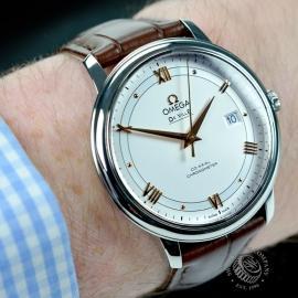 857964c6507 Omega De Ville Prestige Co Axial Watch - 424.13.40.20.02.002 - Ref ...