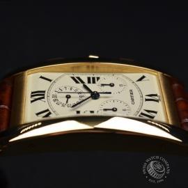CA21073S Cartier Tank Americaine Chronograph Close8