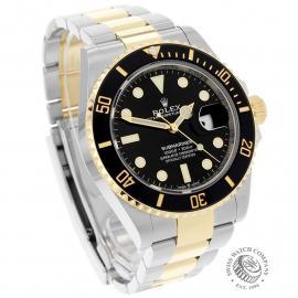RO22288S Rolex Submariner Date Dial