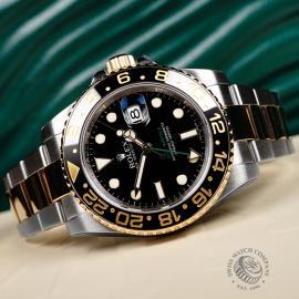 RO22314S- Rolex GMT-Master II Close 8
