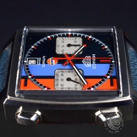 Tag Heuer Monaco Calibre 11 Gulf Limited Edition Close4