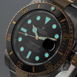 Rolex Submariner Date Close1 4