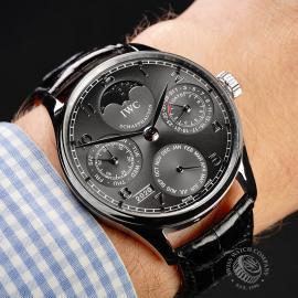 IW21936S IWC Portuguese Perpetual Calendar Wrist